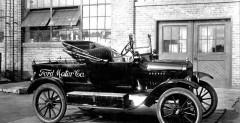Ford Model T w pełnej krasie.