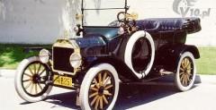 Ford Model T cabrio