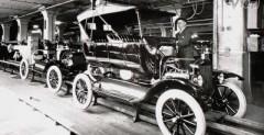 taśma montażowa - rewolucja w przemyśle samochodowym