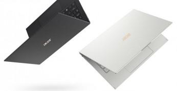 Acer Swift 7 - prezentacja laptopa o wadze 890 gramów