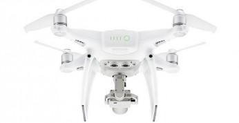 DJI Phantom 4 Pro V2.0 - rynkowa premiera drona dla filmowców