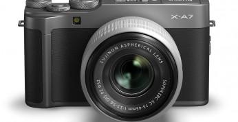 Fujifilm X-A7 - nowy bezlusterkowiec dla amatorów