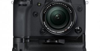 Fujifilm X-H1 - zapowiedź flagowego bezlusterkowca