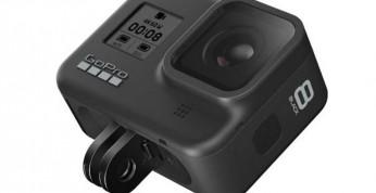 GoPro Hero 8 - najnowsza kamera sportowa w wersji Black