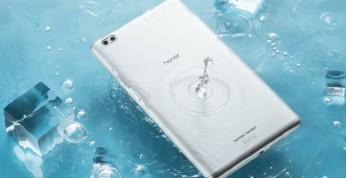 Honor Waterplay 8 - zapowiedź tabletu z podwójnym aparatem