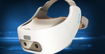 HTC Vive Focus - europejski debiut samodzielnych gogli VR