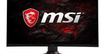 MSI Optix MAG27CQ - zakrzywiony monitor dla graczy debiutuje w Europie