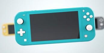 Nintendo Switch Lite - tańsze wydanie japońskiej konsoli