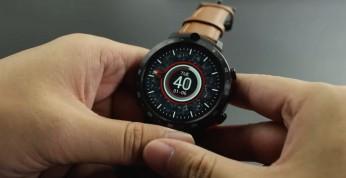 Oukitel Z32 - specyfikacja rodem ze smartfona w smartwatchu