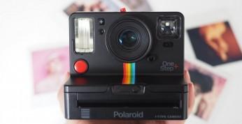 Polaroid OneStep+ - aparat fotografii błyskawicznej z modułem...