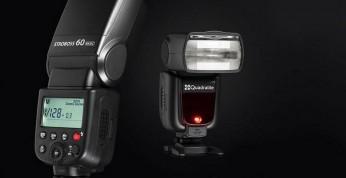 Quadralite Stroboss 60 Basic - manualna lampa błyskowa trafiła do...