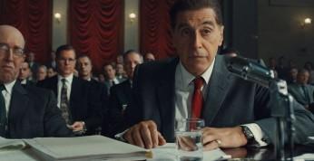 The Irishman - zwiastun gangsterskiego dzieła Martina Scorsese