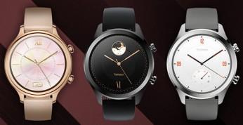 TicWatch C2 - prezentacja eleganckiego smartwatcha od Mobvoi