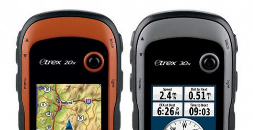 THUMB WIDE garmin etrex 20x 30x 2