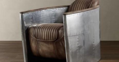 Fotel z bombowca w Twoim salonie