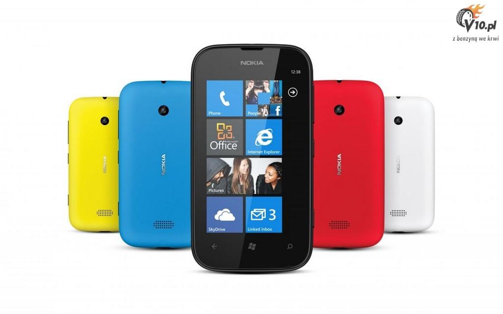 Smartfon , Nokia , Windows Phone 7 , Nokia Lumia 510