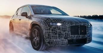 BMW podało zasięg modeli iX3, iNext oraz i4