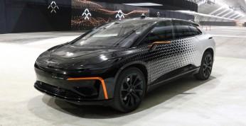Faraday Future jednak nie otrzymało wsparcia od Tata Motors