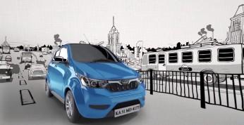 Mahindra & Mahindra szykuje trzy nowe auta elektryczne na rynek...