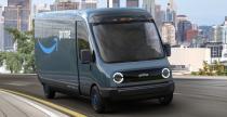 Amazon zamówił 100 000 elektrycznych vanów od Riviana