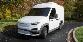 Workhorse N-Gen - elektryczny van dla dostawców