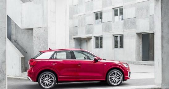 Audi Q2 L