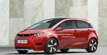 Nowe BMW Megacity 2013 - wizualizacja
