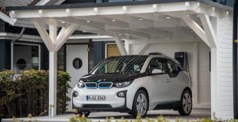 Lasy Państwowe zakupiły flotę BMW i3