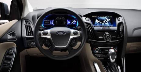 Ford Focus Electric - wersja 2017 z lepszymi bateriami