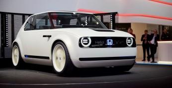 Honda planuje flotę aut elektrycznych z szybkim ładowaniem