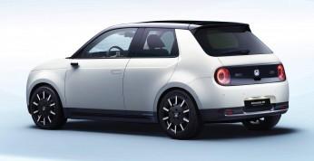 Honda od 2025 roku będzie oferować tylko zelektryfikowane auta w...