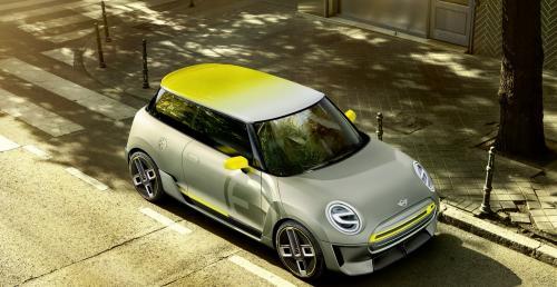BMW i Great Wall Motor będą wspólnie produkować elektryczne Mini