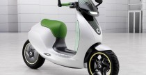 Nowy Smart escooter Concept