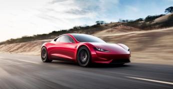 Tesla Roadster - niespodziewany debiut drugiej generacji