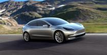 Tesla wycofała Model 3 w wersji Long Range RWD