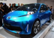 Toyota Prius C Concept
