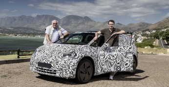 Volkswagen I.D. na materiałąch z testów w RPA