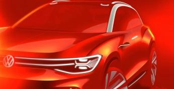 Volkswagen ID Roomzz Concept - grafiki zwiastujące elektrycznego SUVa