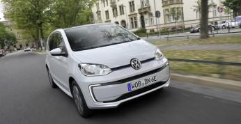 Volkswagen Up! w przyszłości tylko z napędem elektrycznym?