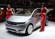 Volkswagen Giugiaro Go Concept