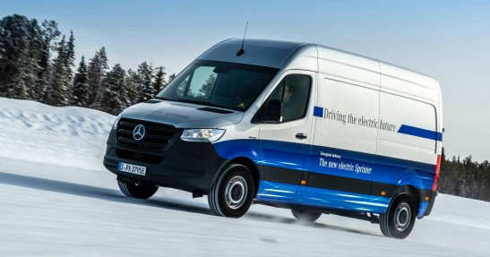 Mercedes eSprinter