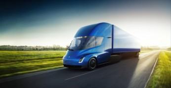 Tesla Semi - elektryczna ciężarówka oficjalnie zaprezentowana