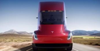 Tesla Semi - poznaliśmy cenę elektrycznej ciężarówki