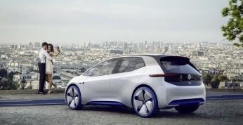 Volkswagen już pracuje nad małym modelem EV