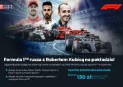F1 na żywo przez internet