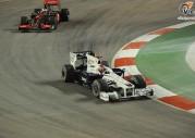 GP Singapuru - Wyścig