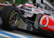 McLaren Button