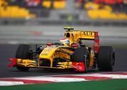 GP Korei - kwalifikacje - Renault