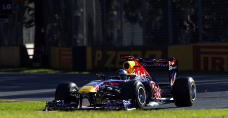 Sebastian Vettel - GP Australii