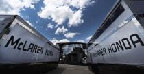 McLaren nie żałuje rozstania z Hondą